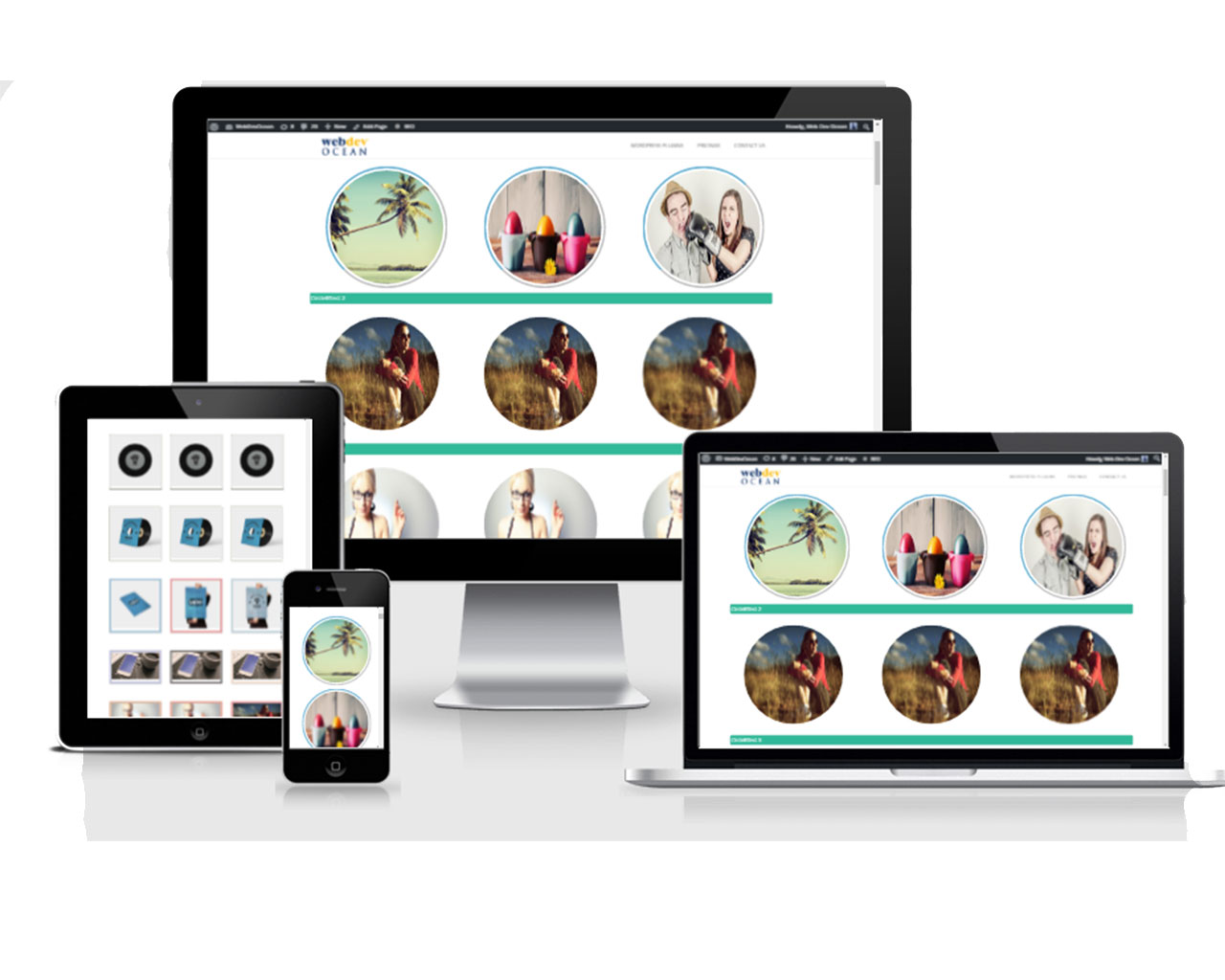 Image Hover Effects - Visual Composer Extension Download